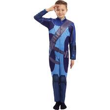 Thunderbirds International Rescue Role Play Uniform NEW