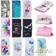 For Huawei Y7 phone case Y5 2017 Flip wallet cover card holder Y3 2017 Flip case
