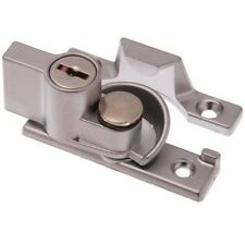 Whitco Window Keyed Sash Lock Statin Chrome Finish W273305