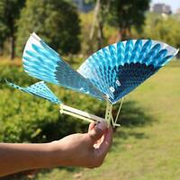 Rubber Band Flying Bird Power Kites Children's  Outdoor Interactive Toys Gift
