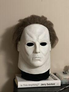 RZ Michael Myers Destroyer Clean Latex Mask Halloween Horror Dela Torre Style