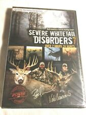 Severe Whitetail Disorders 7 Hunting Dvd Deer Hunting - 2 Hr Video - New