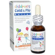Children's Cold & Flu Relief Immune Support Supplement 30ml   Homeopathic