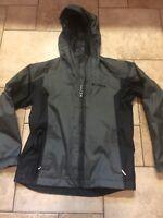$55 NWT Columbia Boys Key Seeker Full Zip Water Resistant Vest Blue RP