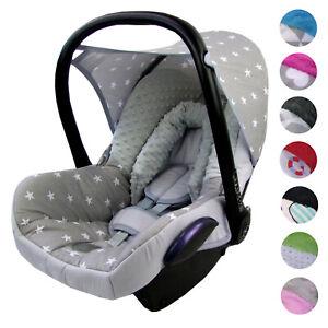 BAMBINIWELT Ersatzbezug Bezug für Babyschale von Maxi-Cosi CABRIOFIX MINKY XX
