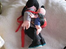 Michael Lee - MICALE- Chinese Mother and Baby doll collectors item.