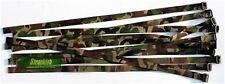 "10 x DUTCH ARMY 30"" WEBBING STRAPS in DPM WOODLAND CAMO"