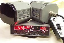 POLICE RADAR  KUSTOM PRO-1000DS MOVING/STS DUAL ANT CERTIFIED 1 YEAR WARRANTY