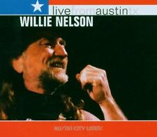 Willie Nelson - Live From Austin TX (2006, CD, Album, Digipak, US-Import) NEW