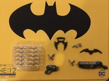 mezco PX Supreme Knight Batman WEAPONS ONLY