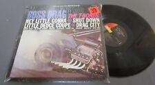 "THE T-BONES ""BOSS DRAG""  LP on LIBERTY LRP-3346 W/INNER SURF HOT ROD NM"