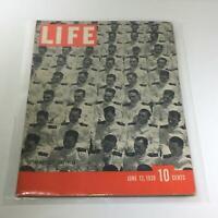 Vintage Life Magazine: June 12 1939 - Annapolis: June Week