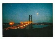 South Queensferry : Forth Road Bridge - at Dusk