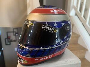 Danica Patrick 2012 Nascar Indy Mini Helmet, Go Daddy, Schuberth