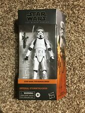 "Star Wars Black Series Imperial Stormtrooper Mandalorian 6"" Figure"