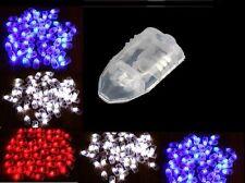 Perles Crystal D'eau Hydrogel - couleur au choix bleue