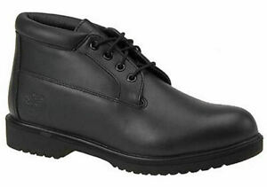 Timberland Men's Newman Premium Black Chukka Boots 50059