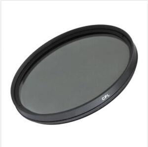 NEW 58mm CPL Circular Polarizing C-PL PL-CIR CPL Lens Filter for Lens 58mm DSLR