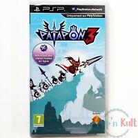 Jeu Patapon 3 [VF] sur PlayStation Portable / PSP NEUF sous Blister
