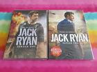 Jack Ryan Seasons 1 and 2 DVD Brand New Tom Clancy