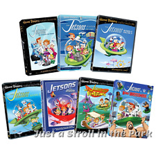 The Jetsons: Complete Animated TV Series Seasons 1 2 3 + 3 Movies Box/DVD Set(s)