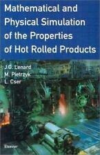 Mathematical and Physical Simulation of the Properties of Hot Rolled Products...