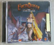 Mib 2000 Sony Verant Interactive Everquest The Scars Of Velious Computer Game