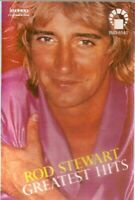 Rod Stewart ‎.Greatest Hits IMD Import Cassette Tape