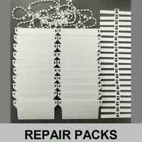 "REPLACEMENT 89mm 3.5"" VERTICAL BLIND BOTTOM WEIGHTS REPAIR KIT SPARE PARTS."