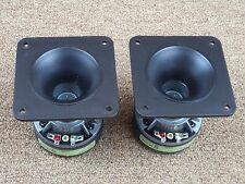 Two APT50-2 Super Tweeter Horns Made by Eminence / Matched 8 ohm / New