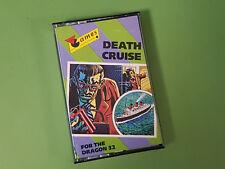Death Cruise Dragon 32 Game - Virgin Games (SCC)