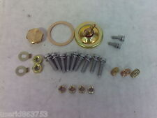 GENUINE WEBER DCOE HARDWARE WEBER PARTS TO CLEAN UP THE LOOK