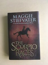The Scorpio Races by Maggie Stiefvater (2011, Hardcover) (Brand new, never read)