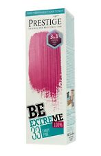 NEW PRESTIGE BE EXTREME SEMI-PERMANENT HAIR TONER NO AMMONIA beextreme 100ML