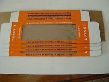 Lionel 6414 Licensed Window Box (quantity of four )