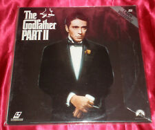 The Godfather Part II Laser Disc