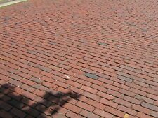 RED BRICK! REAL ANTIQUE PAVERS!!! $17