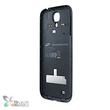 Original Samsung SCharger Pad Back Cover BLACK for SGH-N045 Galaxy S4 LTE SC-04E