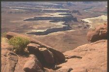 255071 Green River pasar por alto Canyonlands Parque Nacional A4 Foto Impresión