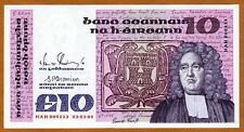 Ireland Republic, 10 pounds, 1988, P-72 (72c), UNC
