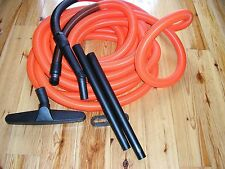 50ft Non-electric Garage Premium Central Vacuum Hose kit