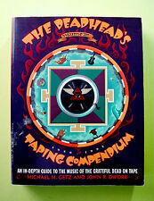 Grateful Dead Book The Deadheads Taping Compendium Volume III 3 Three 2000 1st