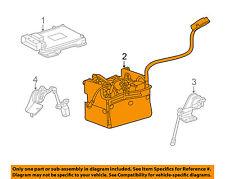 GM OEM Ride Control Shock Air Ride-Rear Compressor 23282712