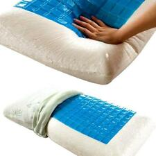 GEL MEMORY FOAM COOLING PILLOW - SOFT  & COMFORTABLE