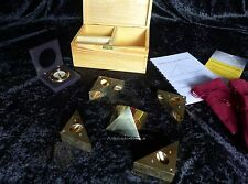 Pyramide Verbinderset 18mm , Pyramidenenergie , Energie Pyramide energy pyramid