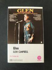 GLEN CAMPBELL - 'Glen' Cassette Tape Album