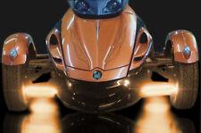 Custom Dynamics Can-Am Spyder RT Day Runners Autumn Amber (SPY-DAY-RUNRT-A)
