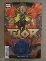 Thor #1 Marvel Comics 2018 Series 2nd Print Wolverine Variant 9.6 Near Mint+