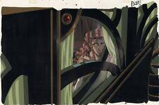 Anime Cel Vampire Hunter D Production Cel #1245