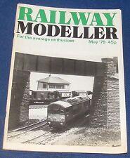 RAILWAY MODELLER VOLUME 30 NUMBER 343  MAY 1979 - BLYTHEBOROUGH
